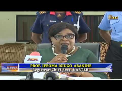 NABTEB Vows to Prosecute Any Candidate Caught Cheating