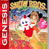 Snow Bros. - Nick & Tom (GENESIS)