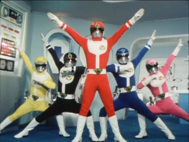10 Super Hero Jepang Tokusatsu Tahun 80an Yang Pernah Singgah Ke Indonesia