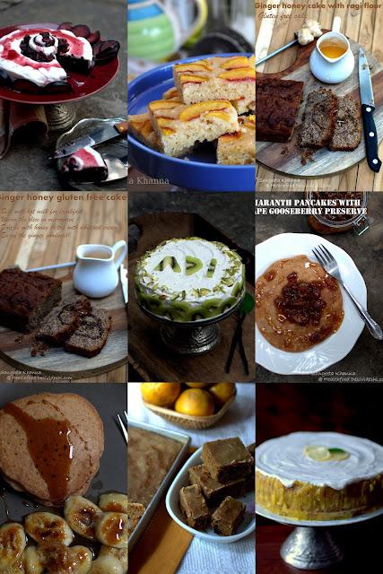 Gluten free whole foods baking by Sangeeta Khanna