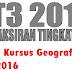 Kerja Kursus Geografi PT3 2016