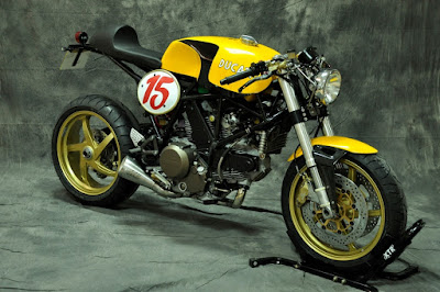 "Ducati 750 SS ´98 ""RIDER"" by XTR Pepo"