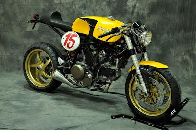 "Ducati 750 SS ´98 ""RIDER"" by XTR Pepo"