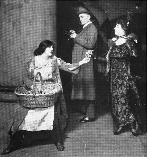 pyg on writer work in pairs look at photos and and discuss the  victorian musings george bernard shaw s pyg on and introducing beatrice rose stella tanner campbell 1865