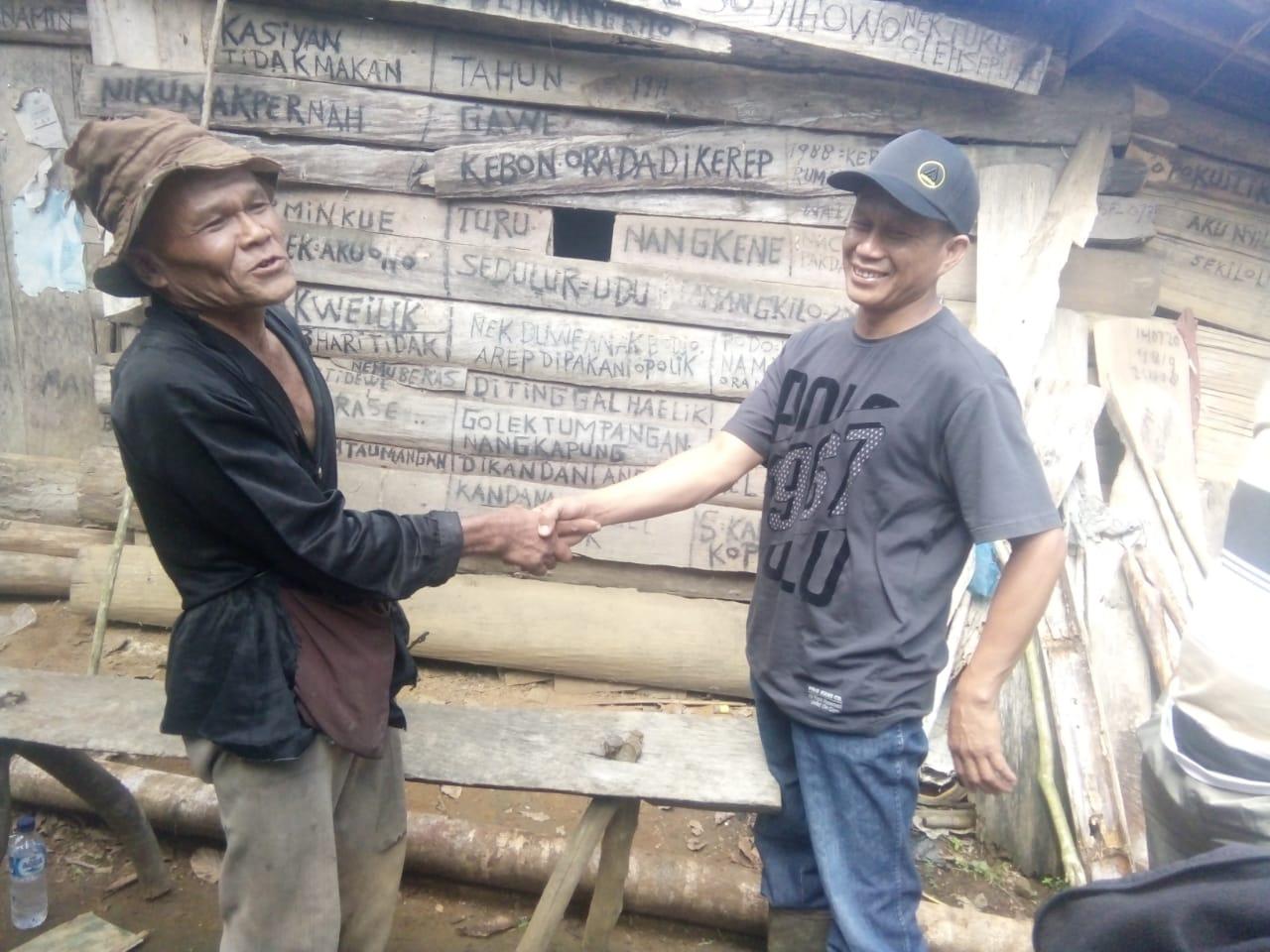Hidup Dibawah Garis Kemiskinan (2), Sobri Warga Lampung Barat Tulen