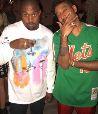 Photos From Kanye West's 41st Birthday Party - Image ~ Naijabang
