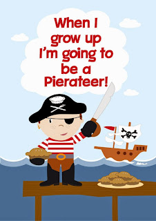 Talk Like A Pirate Day Pierate