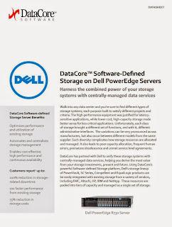 DataCore Software nommé Certified Dell Technology Partner