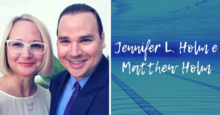 Jennifer L. Holm e Matthew Holm