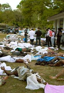 Khao Lak Tsunami Bodies