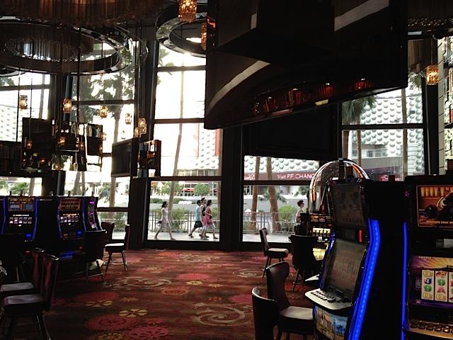 cosmopolitan casino floor