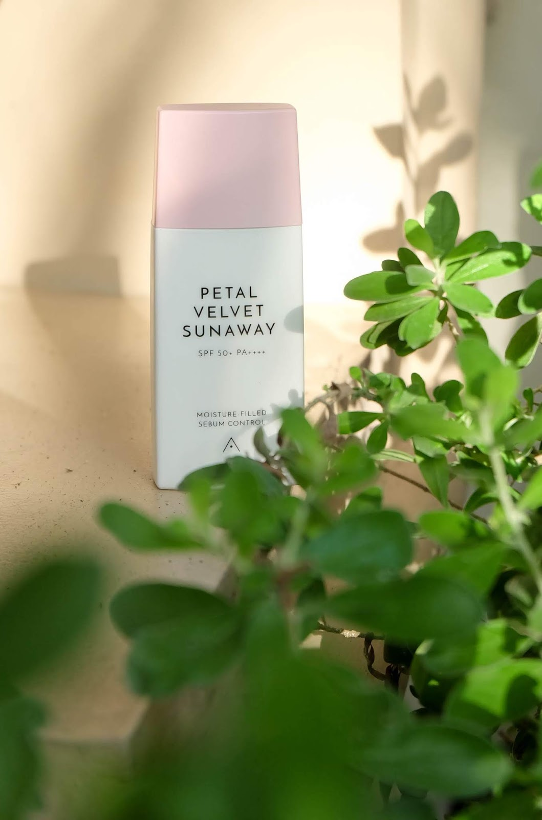 The Diary Queen: Petal Velvet Sunaway review