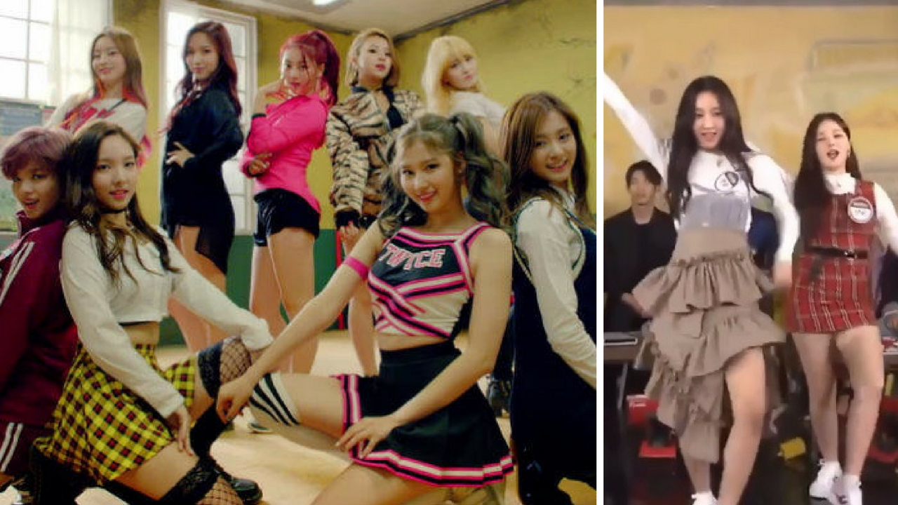 Momoland Impress With Twice Like Ooh Ahh Cover Daily K Pop News