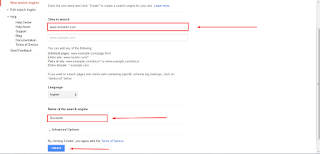 Cara Membuat Custom Search Engine ( CSE ) di Google