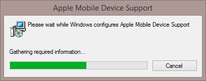 Perbaiki Apple Mobile Device Support