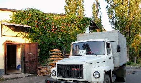 Авдеевка. Продовольственный магазин