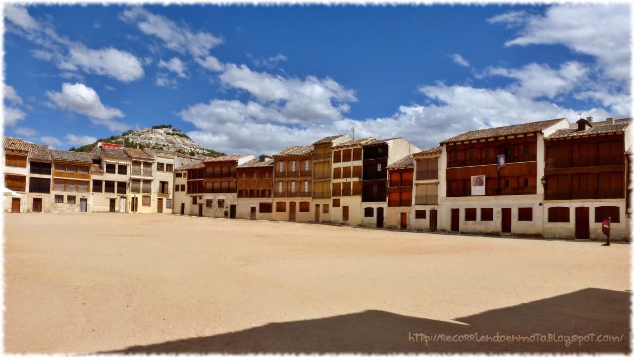 Plaza del Coso Peñafiel