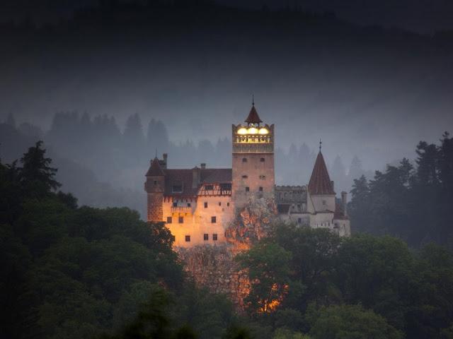 Dracula's Castle, Rumania