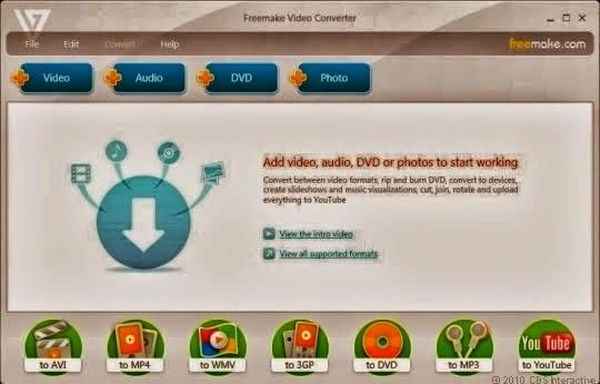 freemake video cutter