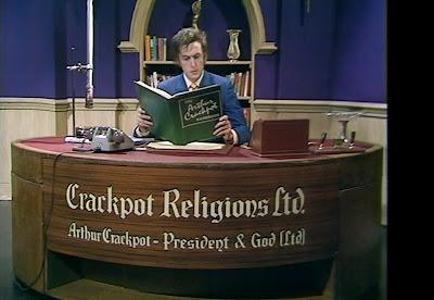 crackpot religion