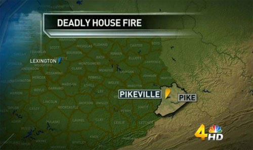 5 Dead in Kentucky House Fire: 4 Kids and Father
