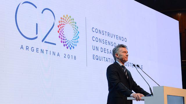 Argentina, primer país sudamericano que presidirá el G20