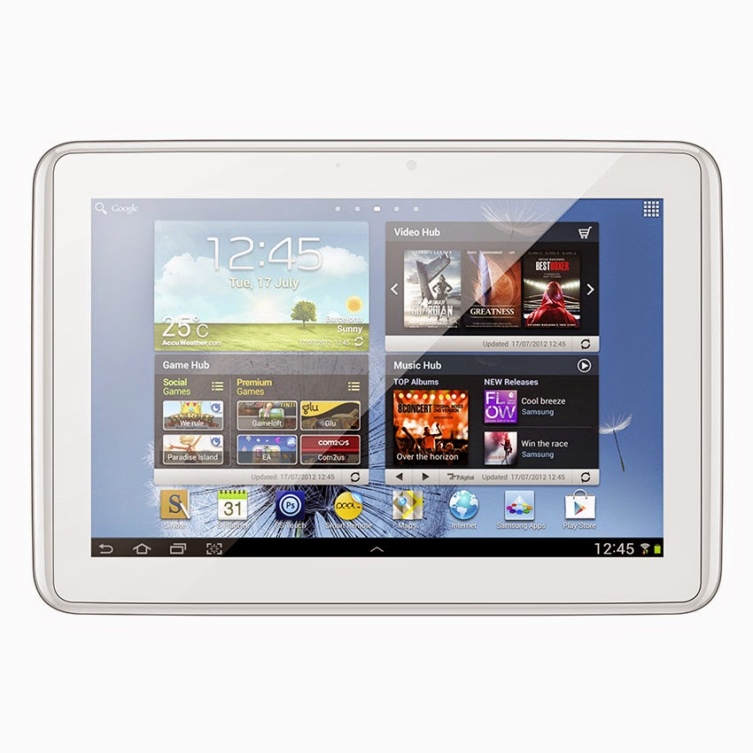Advan Terbaru Vandroid T3C Tablet