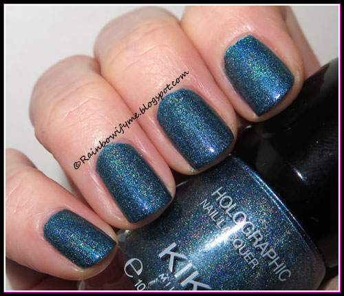 Kiko Holographic ~ 05 Starry Blue