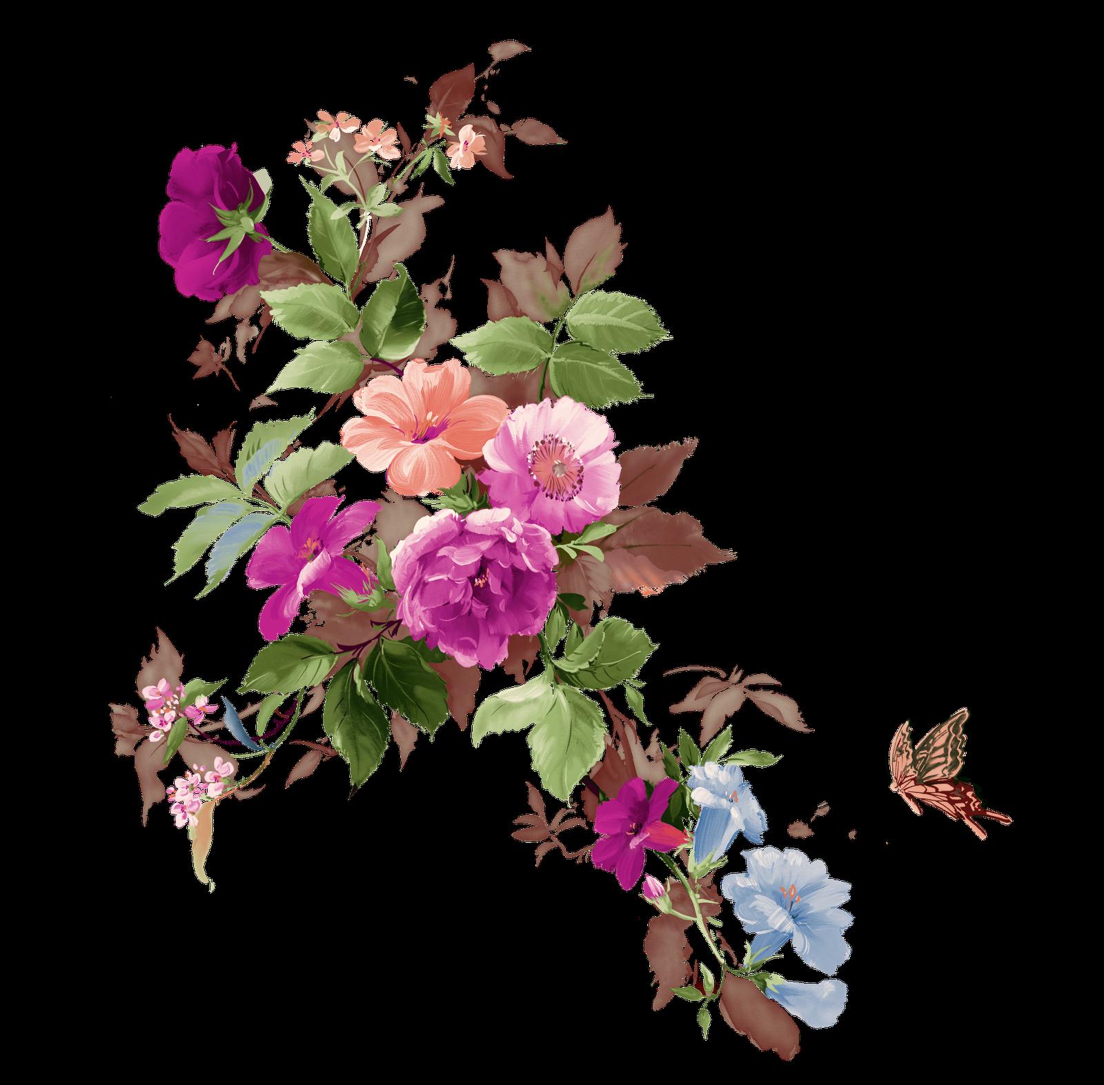 Frames & Png: Flower Png
