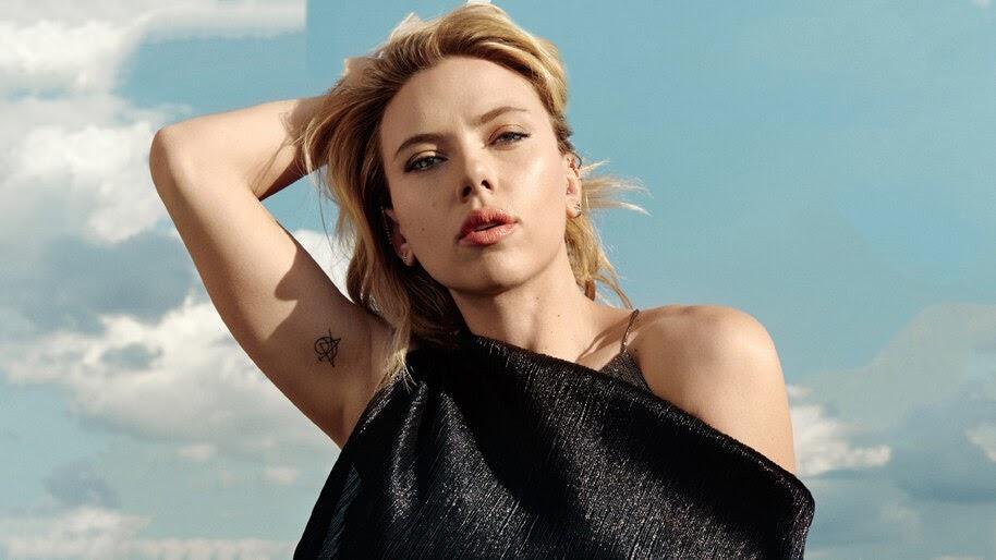 Scarlett Johansson, Blonde, 4K, #4.911