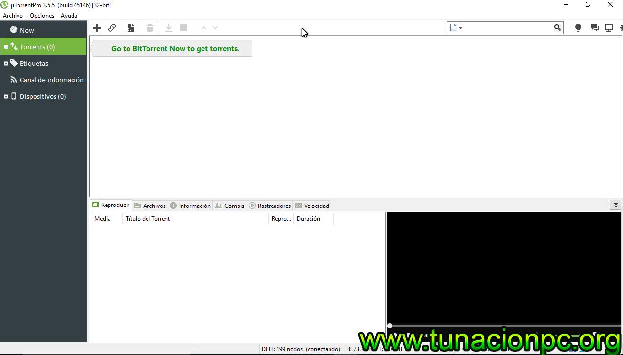 Descargar uTorrent Pro