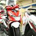 Honda BeAT Rajai Ekspor Motor April