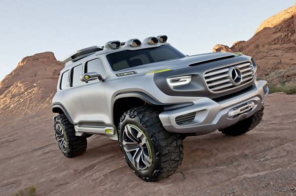 2020 Mercedes GLB Speculation