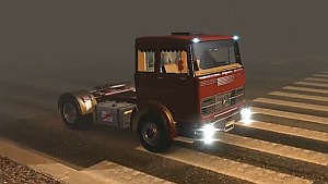 Mercedes Benz truck pack
