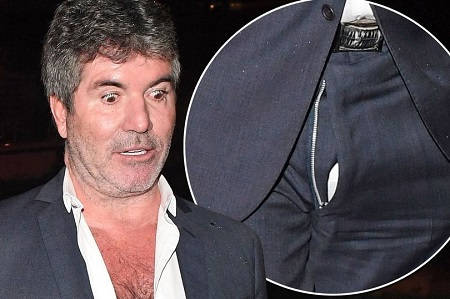X Factor Judge Simon Cowell Triggers Outrage Over Embarrassing Wardrobe Malfunction