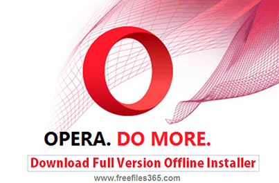 opera browser download offline