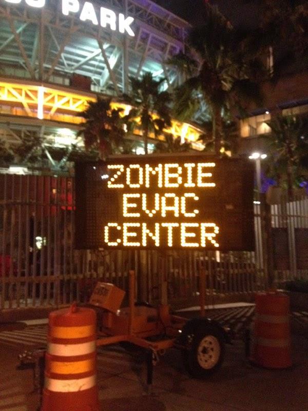 Comic-Con, segnaletica