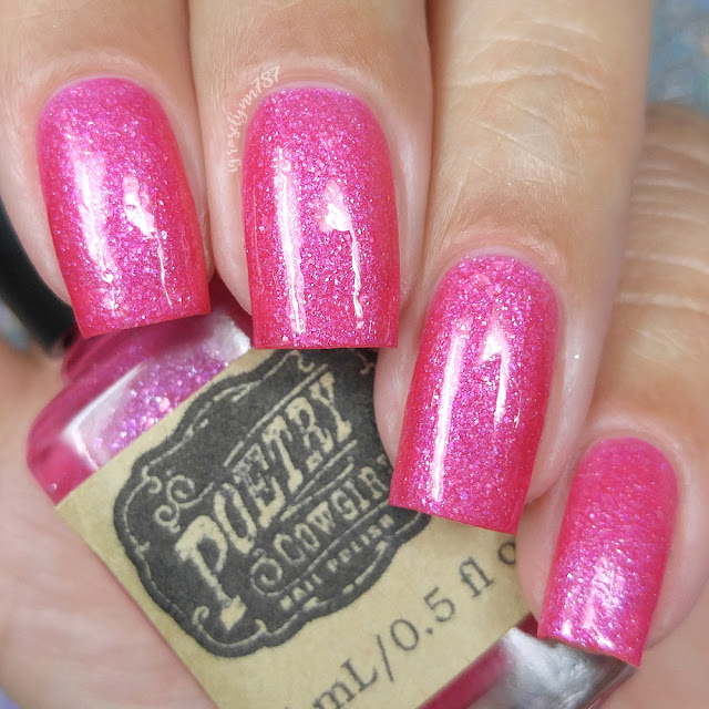 Poetry Cowgirl Nail Polish - Not So Stupid