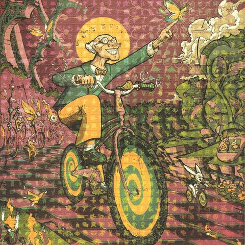 Triptamina World: A Primeira Viagem de LSD do Mundo.
