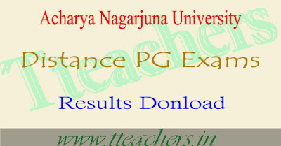 ANU distance education pg results 2017 download