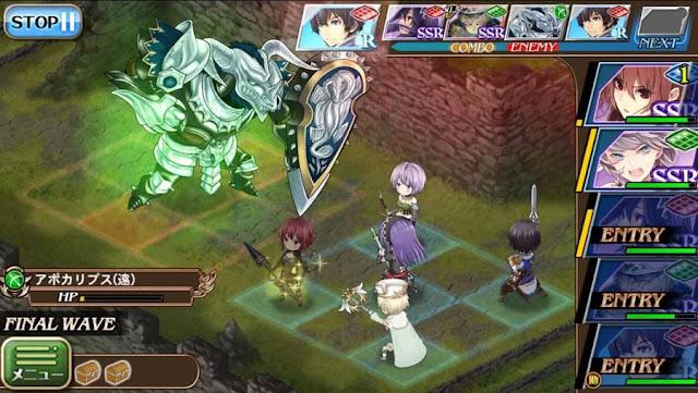 Besok, developer SAGA akan rilis game Hortensia Saga di negara Indonesia