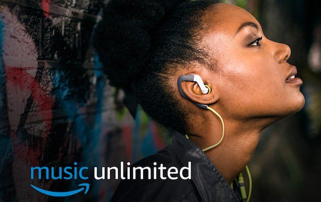 Amazon Music Unlimited, audio streaming con catalogo di oltre 50 milioni di brani