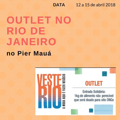 Outlet na Praça Maua Rio de Janeiro