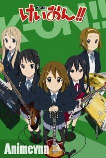 K-On! - K-On 2013 Poster