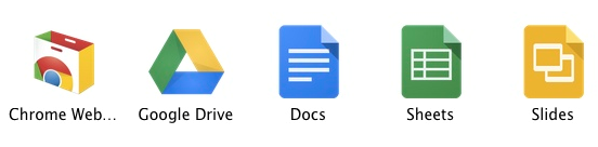 Drive Docs Sheets Slides Google Apps And Chromebooks