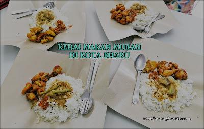 Nasi Ala Kakwok Termurah Di Kota Bharu