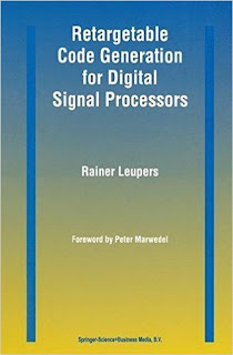 Retargetable Code Generation for Digital Signal Processors PDF free download