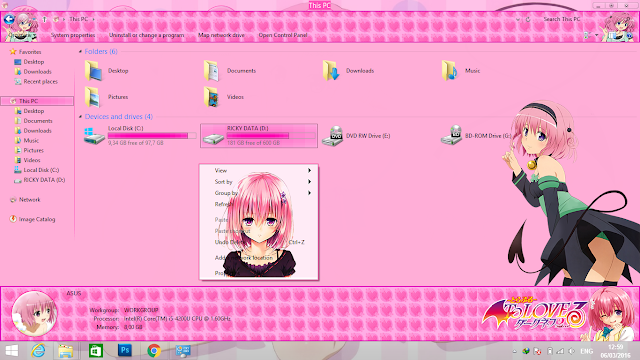 Win 8/10 Theme Momo 4