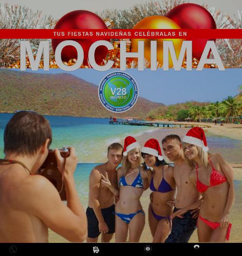imagen Fiesta Navideñas en mochima Diciembre 2016