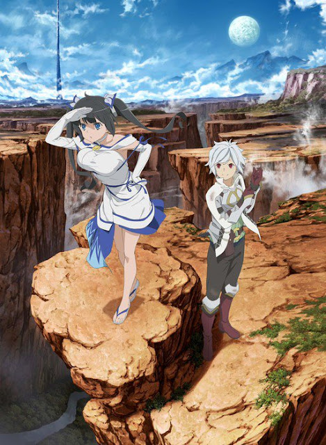 Visual Film Danmachi